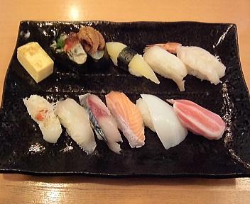鮨乃介女池インター店 日本海