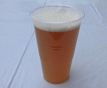 にいがた 冬 食の陣 当日座 あきた吟醸ビール(特大サイズ)