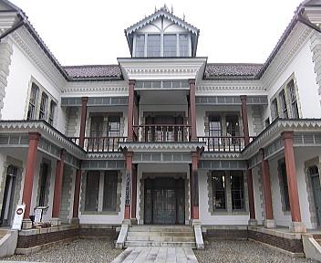 新潟県政記念館