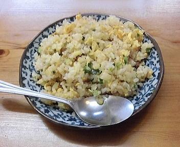 海老寿 ランチ(半チャーハン)