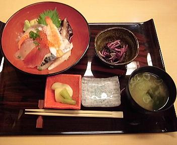 鮨寿 日替り海鮮丼