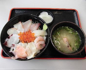 地魚工房 特盛海鮮丼