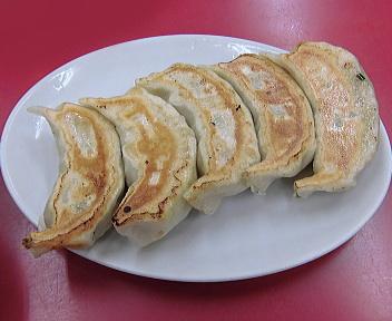 一品香城東店 餃子(5個)