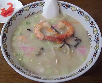 サンライズ チャンポン麺