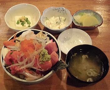鮨岡 本気丼