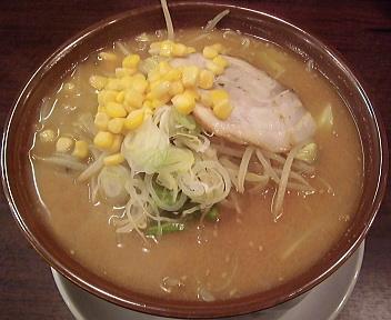 製麺屋食堂聖籠店 味噌らぁめん