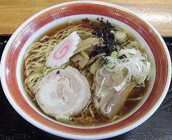 味好淀川店 とびうおラーメン