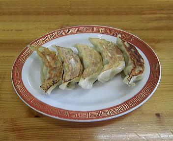 味好淀川店 餃子(5個)