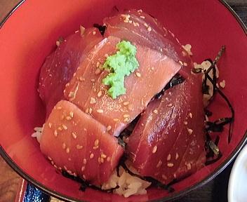味生 鉄火丼
