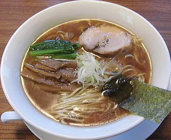 モン吉 醤油ラーメン(中盛)