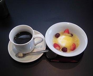 佐々木 おまかせ御膳(デザート)