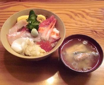 和楽寿司 和楽ちらし