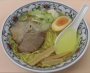 響 函館塩ラーメン