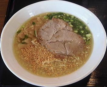 ちゅんり 醤油白湯麺