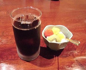 竹俣 松花堂弁当 飲み物+デザート