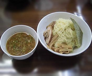 来味東掘店 つけ麺(特大盛)