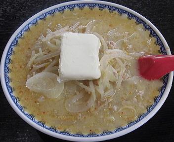 ニューミサ みそラーメン+クリームチーズ