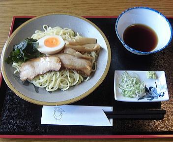 Sanjiro 冷やしつけ麺