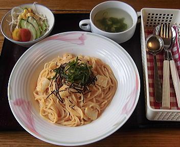 Sanjiro 本日のパスタ