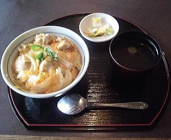 製麺屋食堂阿賀野店 親子丼