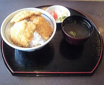 製麺屋食堂阿賀野店 たれカツ丼