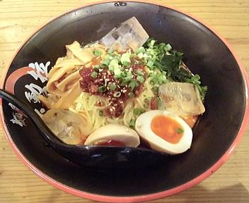 味勲拉 冷製担担麺