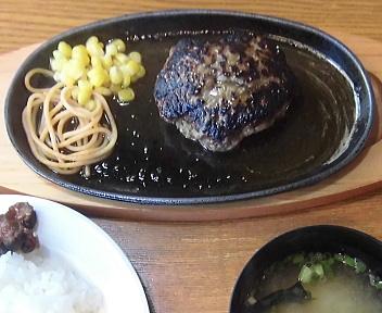 Bistro Kitchen V 肉汁ハンバーグ(Vソース)