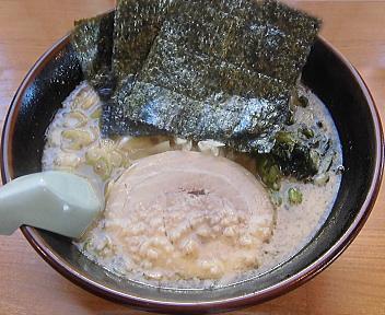 翔道の駅あらい店 豚油ラーメン(しょう油)