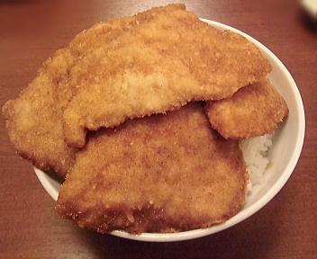 とんかつ 太郎新潟古町 特製カツ丼