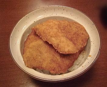 とんかつ 太郎新潟古町 4枚カツ丼