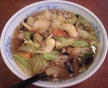 張園南店 広東麺