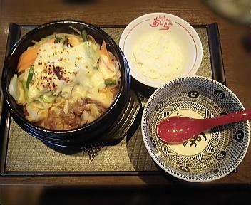 あしら チーズタッカルビ麺(大盛)