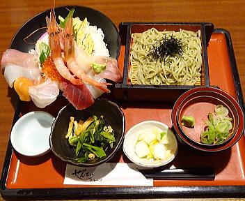 ぜんてい亀田店 ぜんていの贅沢海鮮丼御膳
