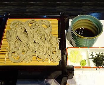 松扇 孫四郎蕎麦