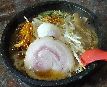煌 みそ煮込み麺