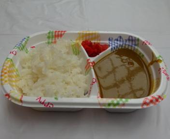 食の陣 函館港イギリス風ビーフカレー