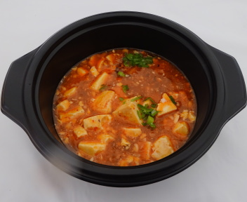 食の陣 熱々麻婆豆腐