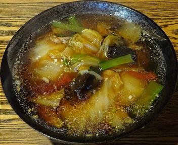 香町 広東麺