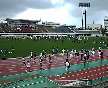 新潟マラソン大会