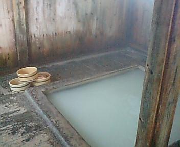 鶴の湯 内湯
