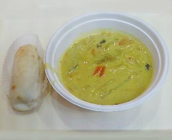 にいがた食の陣 越の鶏カレー鍋