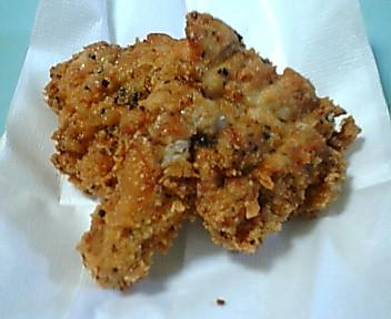 KFC ガーリックペッパーチキン