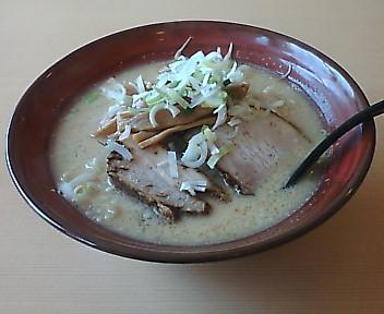 壱麺 ニラなんばんらーめん