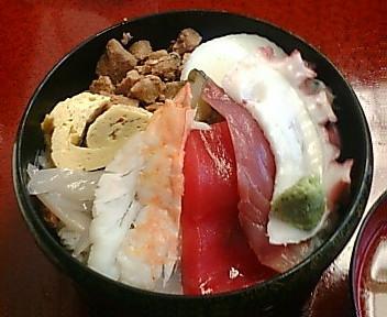 すし清 ちらし寿司ランチ