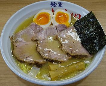 いし川 特製らー麺