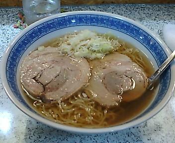 じじ&ばば ラーメン(チャーシュー1枚追加)