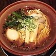 光麺秋葉原店 醤油光麺+味付玉子