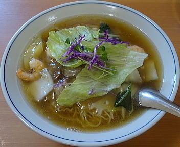 東来順 広東湯麺