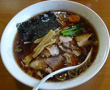 青島司菜ときめき ラーメン(大盛)