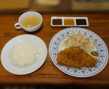 Kaede 田沢湖放牧豚のロースカツレツ